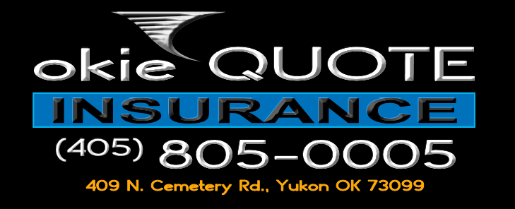 Okie Quote Insurance, 409 N. Cemetery Rd. Yuon, OK 73099 45-805-0005